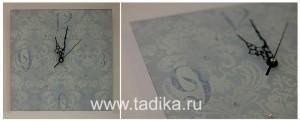 Часы Классика с кристаллами Svarovski-2